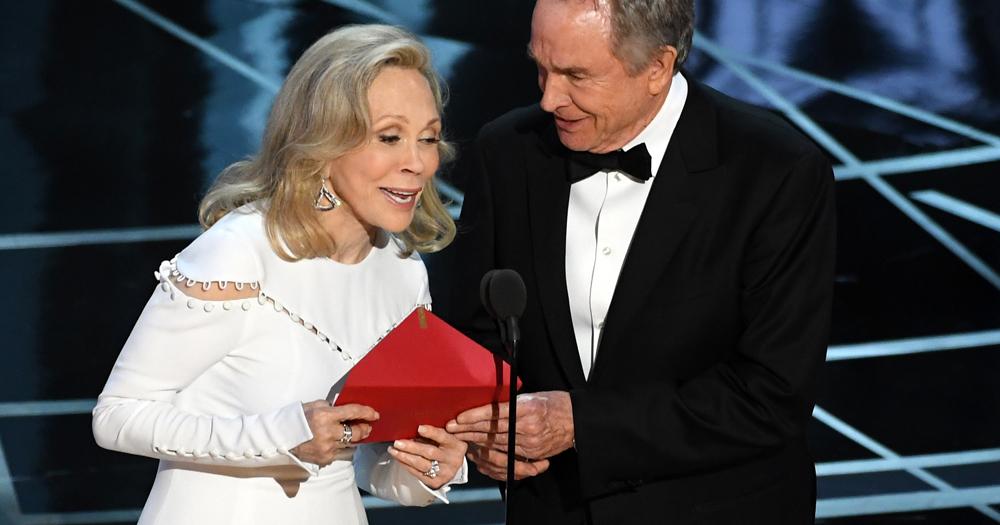 Oscar 2018: Warren Beatty e Faye Dunaway vão voltar a ...