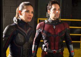 """Novas imagens de """"Homem-Formiga e a Vespa"""", o próximo filme da Marvel!"""