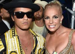 Britney Spears e Bruno Mars vão se apresentar em evento da Fórmula 1
