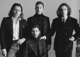 Arctic Monkeys não irá liberar nenhuma música antes do lançamento do novo álbum