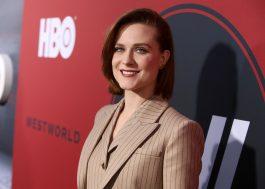 """Evan Rachel Wood só vai receber o mesmo que os homens de """"Westworld"""" na 3ª temporada"""