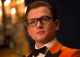 """Taron Egerton será Elton John em """"Rocketman""""!"""
