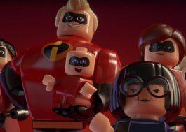 """""""LEGO Os Incríveis"""" ganhou novo trailer! Veja aqui!"""