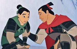 """Li Shang, o príncipe bi de """"Mulan"""", não estará no filme live action!"""