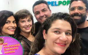 Um papo incrível sobre pop e MPB com Alice Caymmi no podcast!