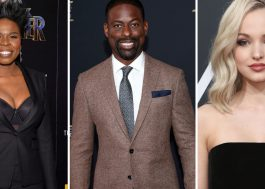 "Leslie Jones, Sterling K. Brown e Dove Cameron estarão em ""Angry Birds 2""!"