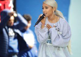 Ariana Grande irá participar do programa de Jimmy Fallon na próxima semana