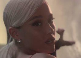 O novo clipe da Ariana Grande tem uma sutil homenagem à Manchester