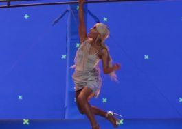 "Veja a primeira parte do making of de ""No Tears Left to Cry"", da Ariana Grande"