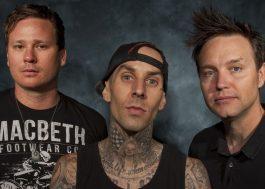 Para tudo! Blink 182 está produzindo músicas novas