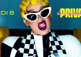 "Cardi B estreia em 1º na Billboard com ""Invasion of Privacy"""