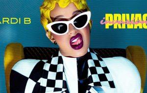 "Cardi B estreia em 1º na Billboard com ""Invasion of Privacy"""