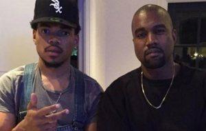 Chance the Rapper defendeu Kanye West, mas não curtiu ser mencionado por Trump
