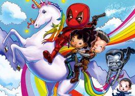 Pro Deadpool, tamanho é documento sim (pelo menos da tela de cinema)