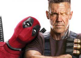 """Novo trailer de """"Deadpool 2"""" tira uma com o Universo DC!"""