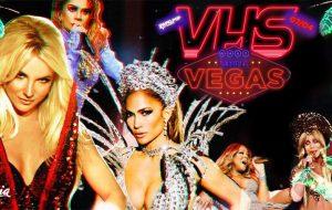 Nesse sábado tem festa VHS com muita música pop e nossas divas de Las Vegas!