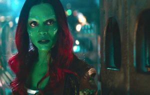 """Zoe Saldana fala sobre Gamora em """"Vingadores: Guerra Infinita"""""""