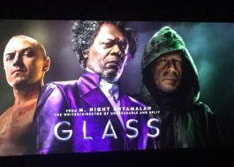 """Samuel L. Jackson, Bruce Willis e James McAvoy estão na 1ª imagem de """"Glass"""""""