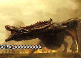 """George R.R. Martin vai lançar livro de """"Game of Thrones"""" que ninguém nunca pediu"""