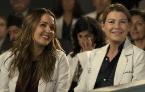 Grey's Anatomy oficialmente renovada pra sua 15a temporada!