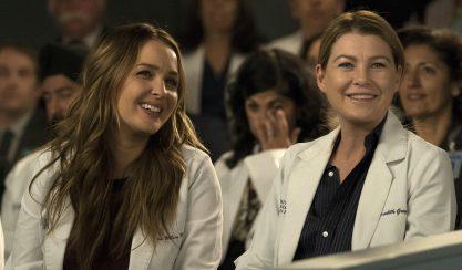Grey\'s Anatomy oficialmente renovada