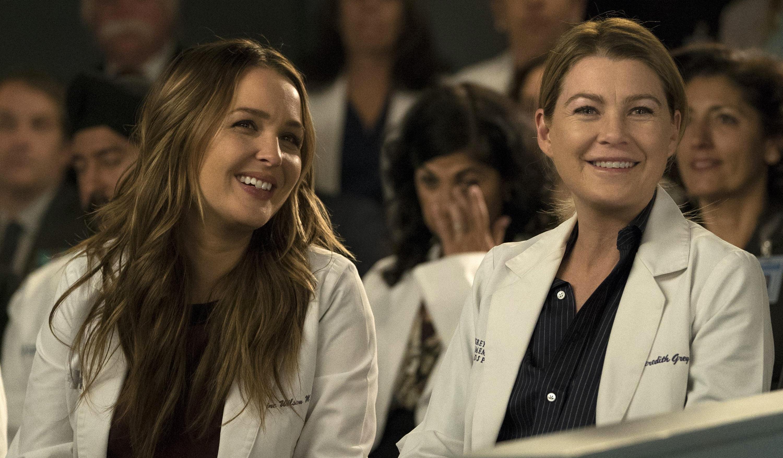 Grey\'s Anatomy oficialmente renovada pra sua 15a temporada!