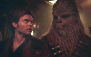 """""""Star Wars"""" está mais cool do que nunca no trailer novo de """"Han Solo: Uma História Star Wars"""""""