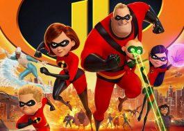 """""""Os Incríveis 2"""" bate recorde de bilheteria e se torna animação com melhor pré-estreia da história"""