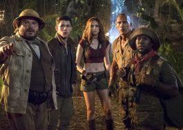 """Já (meio que) sabemos quando a sequência de """"Jumanji – Bem-Vindo à Selva"""" chega aos cinemas!"""