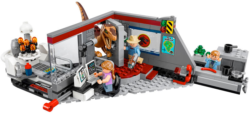 Lego Jurassic Park World Ellie Sattler Minifigure From Set 75932 Minifig NEW
