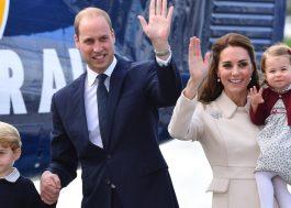 Nasce em Londres o terceiro filho de Kate Middleton e Príncipe William