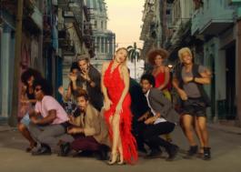 """Kylie Minogue lança mais um clipe para """"Stop Me From Falling"""" com o Gente de Zona"""