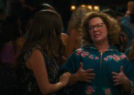 """Melissa McCarthy resolveu curtir tudo de bom da faculdade em """"Alma da Festa"""". Veja o trailer!"""
