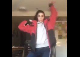 Lourdes Maria, a filha da Madonna, tá dançando Azealia Banks no Stories da mãe