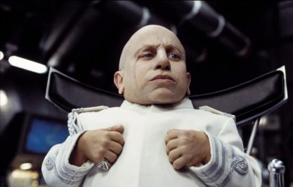Morre Verne Troyer, o Mini-Me