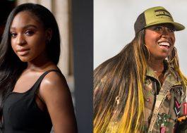 A carreira solo da Normani vai começar muito bem: ela gravará com Missy Elliott