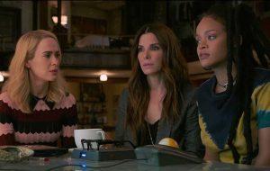 """Mais cenas do elenco incrível de """"Oito Mulheres e Um Segredo"""" no novo trailer"""
