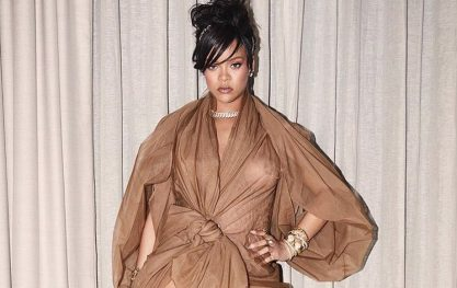 Os looks da Rihanna no Coachella