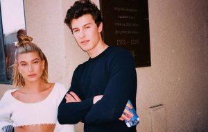 Tão namorando? Shawn Mendes posta foto com Hailey Baldwin