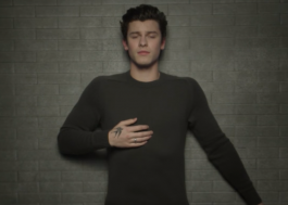 "Shawn Mendes tá todo reflexivo no clipe de ""In My Blood"""