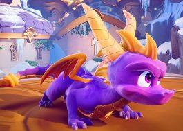 """Versão remasterizada de """"Spyro"""" ganha trailer e estamos surtando!!"""