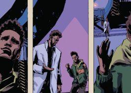 Saíram as primeiras imagens da HQ do The Weeknd com a Marvel