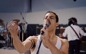 """Saiu o primeiro trailer de """"Bohemian Rhapsody""""; vem ver!"""