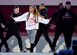Um ano depois, Ariana Grande revela tatuagem em homenagem às vítimas do atentado de Manchester
