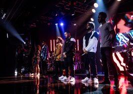 """""""Mandume"""", uma das grandes porradas da carreira de Emicida, ganhou clipe ao vivo!"""