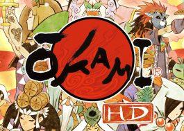 """""""Okami HD"""" chega ao Nintendo Switch em Agosto!"""
