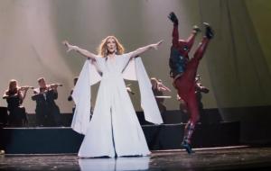 Socorro! Deadpool faz clipe dançando com a Celine Dion em nova música da cantora!