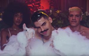 """Saiu o primeiro clipe da carreira solo de Mateus Carrilho, o safadinho """"Privê"""""""