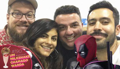 PODCAST: Deadpool 2 e jogos