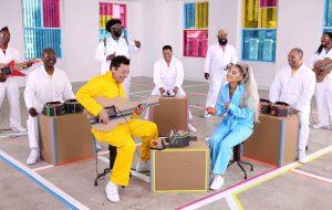 Ariana Grande vai usar o Nintendo Labo para tocar single no programa do Jimmy Fallon